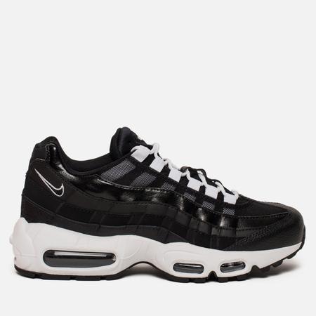 Женские кроссовки Nike Air Max 95 Black/Black/White