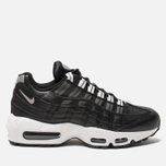 Женские кроссовки Nike Air Max 95 Black/Reflect Silver/Black/White фото- 0