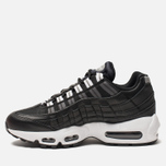 Женские кроссовки Nike Air Max 95 Black/Reflect Silver/Black/White фото- 1