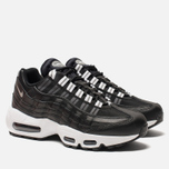 Женские кроссовки Nike Air Max 95 Black/Reflect Silver/Black/White фото- 2