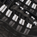 Женские кроссовки Nike Air Max 95 Black/Reflect Silver/Black/White фото- 6