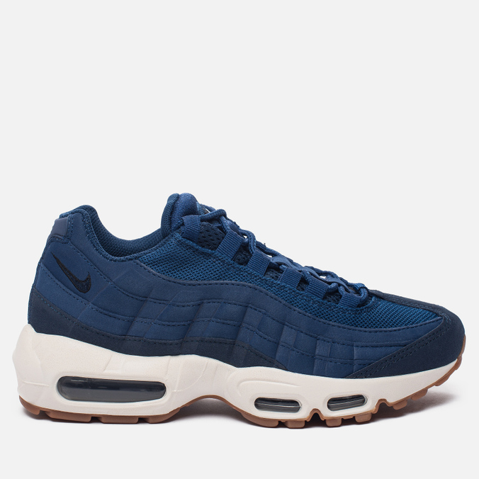 Женские кроссовки Nike Air Max 95 Coastal Blue/Coastal Blue/Midnight Navy