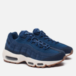 Женские кроссовки Nike Air Max 95 Coastal Blue/Coastal Blue/Midnight Navy фото- 2