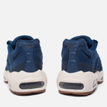 Женские кроссовки Nike Air Max 95 Coastal Blue/Coastal Blue/Midnight Navy фото- 3