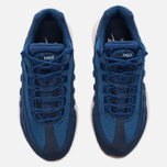 Женские кроссовки Nike Air Max 95 Coastal Blue/Coastal Blue/Midnight Navy фото- 4