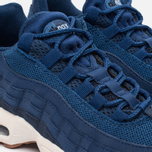 Женские кроссовки Nike Air Max 95 Coastal Blue/Coastal Blue/Midnight Navy фото- 5