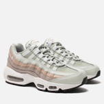 Женские кроссовки Nike Air Max 95 Light Silver/White/Moon Particle фото- 1