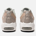 Женские кроссовки Nike Air Max 95 Light Silver/White/Moon Particle фото- 3