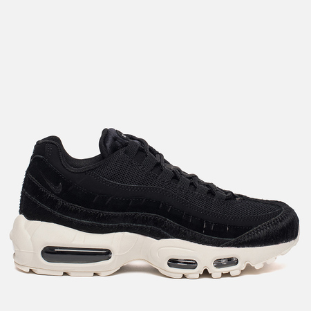 Женские кроссовки Nike Air Max 95 LX Black/Dark Grey/White