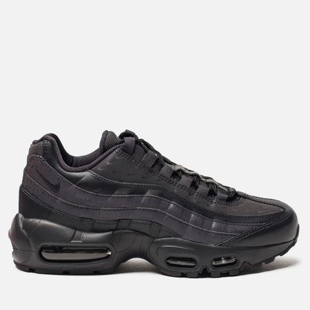 Женские кроссовки Nike Air Max 95 LX Oil Grey/Oil Grey/Oil Grey