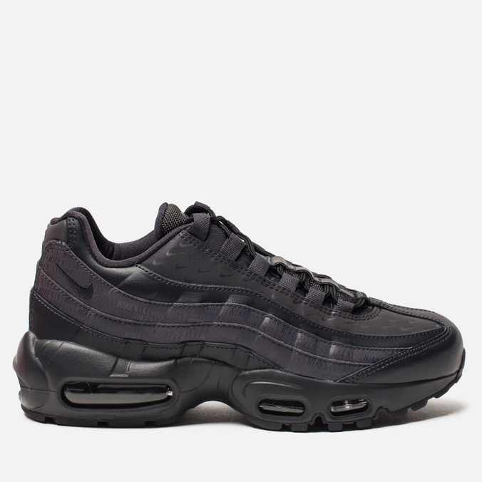 Женские кроссовки Nike Air Max 95 LX Oil Grey/Oil Grey/Oil Grey