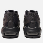 Женские кроссовки Nike Air Max 95 LX Oil Grey/Oil Grey/Oil Grey фото- 3