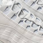 Женские кроссовки Nike Air Max 95 LX Pure Platinum/Pure Platinum фото- 6