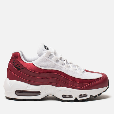 Женские кроссовки Nike Air Max 95 LX Red Crush/Red Crush/White/Black