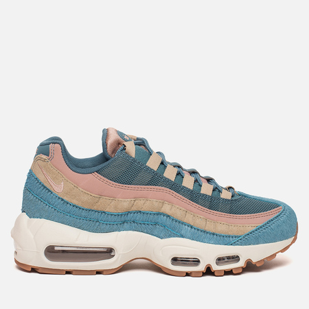 Женские кроссовки Nike Air Max 95 LX Smokey Blue/Smokey Blue