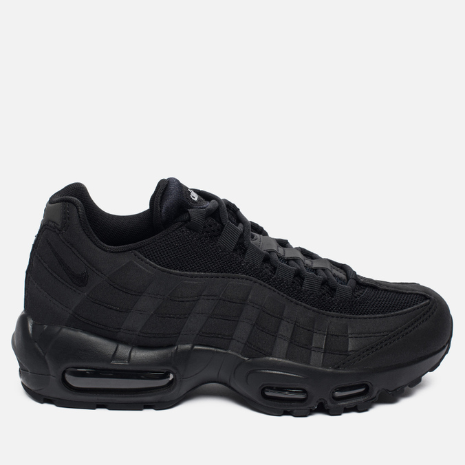 Женские кроссовки Nike Air Max 95 OG Black/Wolf Grey/Dark Grey/Black
