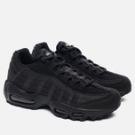 Женские кроссовки Nike Air Max 95 OG Black/Wolf Grey/Dark Grey/Black фото- 1