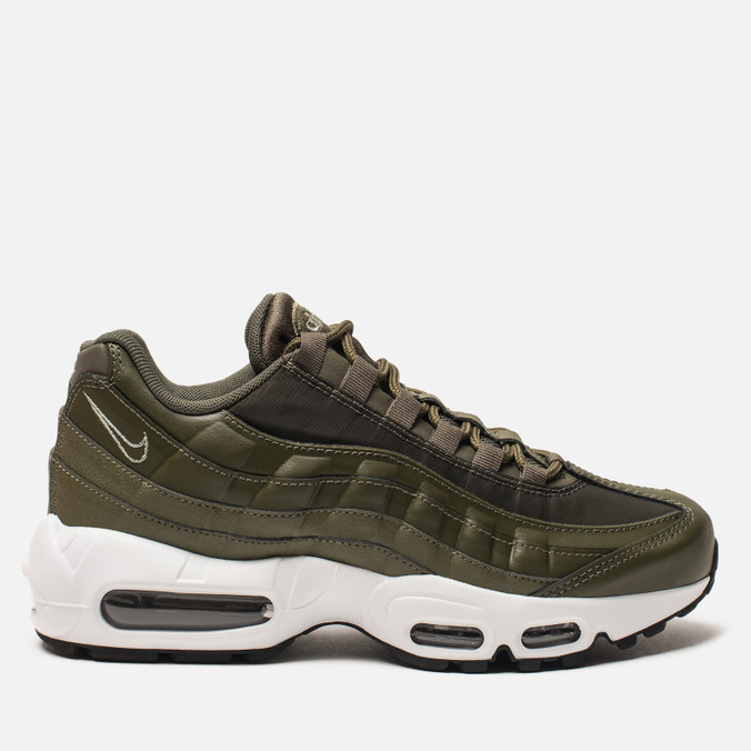 Женские кроссовки Nike Air Max 95 OG Olive Canvas/Olive Canvas/Black