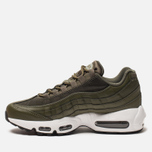 Женские кроссовки Nike Air Max 95 OG Olive Canvas/Olive Canvas/Black фото- 2