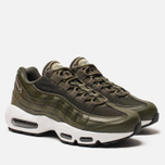 Женские кроссовки Nike Air Max 95 OG Olive Canvas/Olive Canvas/Black фото- 1
