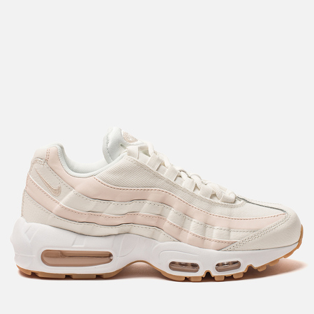 Женские кроссовки Nike Air Max 95 OG Sail/Guava Ice/Gum Light Brown/White
