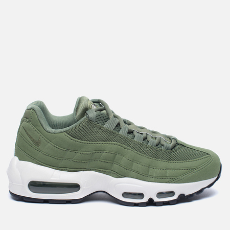 Женские кроссовки Nike Air Max 95 Palm Green/Sail/White