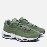 Женские кроссовки Nike Air Max 95 Palm Green/Sail/White фото- 1