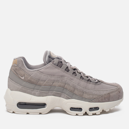 Женские кроссовки Nike Air Max 95 Premium Cobblestone/Light Orewood Brown/Sail/Mushroom