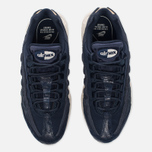 Женские кроссовки Nike Air Max 95 Premium Dark Obsidian/Midnight Navy/Sail фото- 4