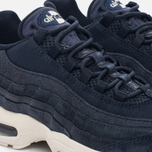 Женские кроссовки Nike Air Max 95 Premium Dark Obsidian/Midnight Navy/Sail фото- 5