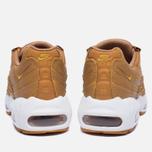 Женские кроссовки Nike Air Max 95 Premium Desert Ochre/Gold Dart фото- 3