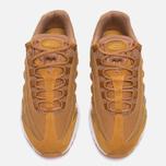 Женские кроссовки Nike Air Max 95 Premium Desert Ochre/Gold Dart фото- 4