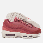 Женские кроссовки Nike Air Max 95 Premium Light Redwood/Red Stardust/Sail/Mushroom фото- 1
