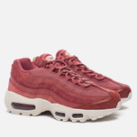 Женские кроссовки Nike Air Max 95 Premium Light Redwood/Red Stardust/Sail/Mushroom фото- 2