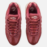 Женские кроссовки Nike Air Max 95 Premium Light Redwood/Red Stardust/Sail/Mushroom фото- 4