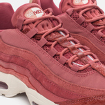 Женские кроссовки Nike Air Max 95 Premium Light Redwood/Red Stardust/Sail/Mushroom фото- 5