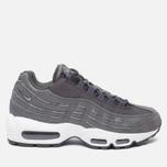 Женские кроссовки Nike Air Max 95 Premium Midnight Fog/Matte Silver фото- 0