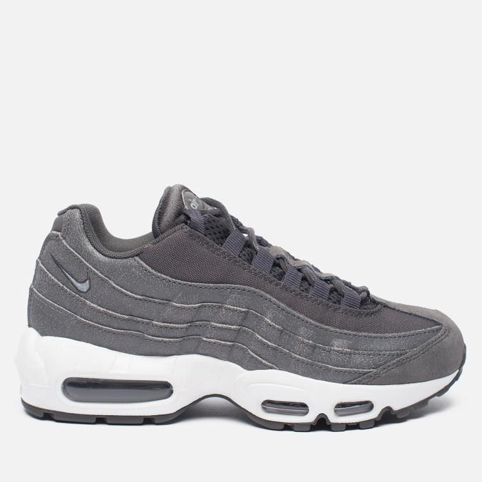 Женские кроссовки Nike Air Max 95 Premium Midnight Fog/Matte Silver