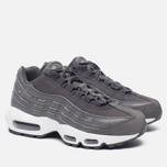Женские кроссовки Nike Air Max 95 Premium Midnight Fog/Matte Silver фото- 1