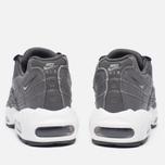Женские кроссовки Nike Air Max 95 Premium Midnight Fog/Matte Silver фото- 3