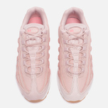 Женские кроссовки Nike Air Max 95 Premium Pink Oxford/Bright Melon фото- 4