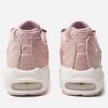 Женские кроссовки Nike Air Max 95 Premium Plum Chalk/Barely Rose/Summit White фото- 3