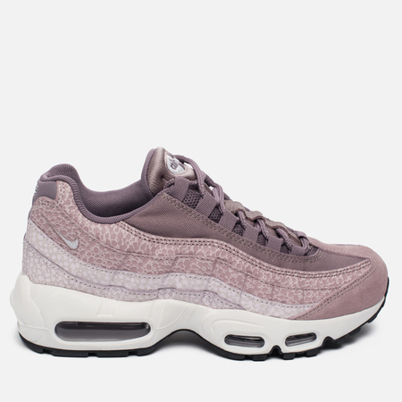 Женские кроссовки Nike Air Max 95 Premium Purple Smoke/Summit White