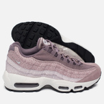Женские кроссовки Nike Air Max 95 Premium Purple Smoke/Summit White фото- 2