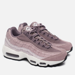 Женские кроссовки Nike Air Max 95 Premium Purple Smoke/Summit White фото- 1