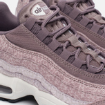 Женские кроссовки Nike Air Max 95 Premium Purple Smoke/Summit White фото- 5