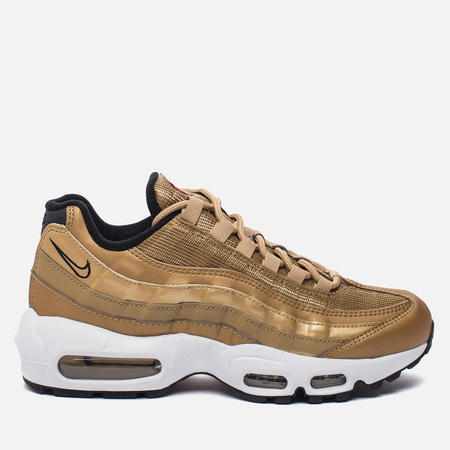 Женские кроссовки Nike Women's Air Max 95 QS Metallic Gold