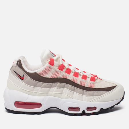 Женские кроссовки Nike Air Max 95 Sail/Ember Glow/Phantom
