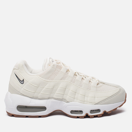 Женские кроссовки Nike Air Max 95 Sail/Light Bone/Gum Medium Brown