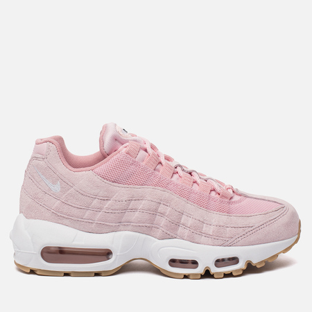 Женские кроссовки Nike Air Max 95 SD Prism Pink/White/Sheen/Black